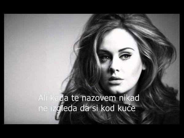 Adele Hello srpski prevod