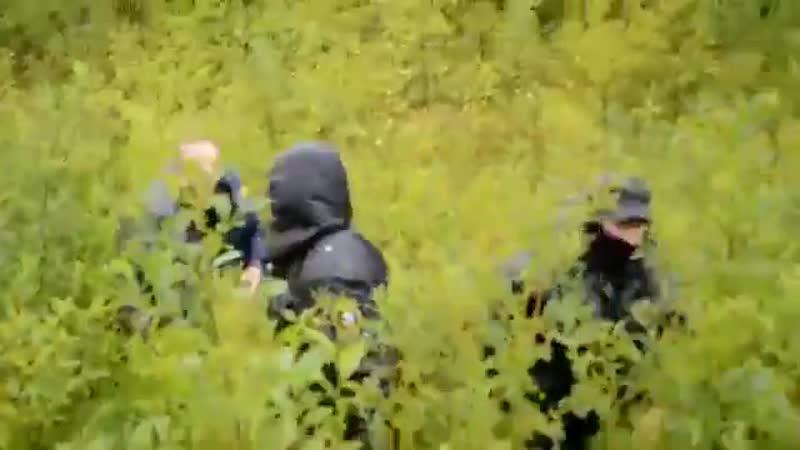 Столкновение экоактивистов с ЧОПовцами на станции Шиес