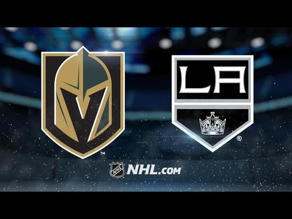 Vegas Golden Knights vs Los Angeles Kings | Oct.13, 2019 | NHL 1920 |Game Highlights | Обзор матча