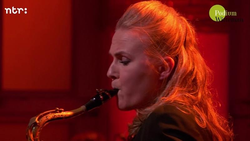 Skrjabin op saxofoon Podium Witteman
