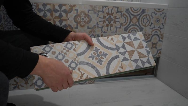 Завершённый проект в Бресте Доделка за мастерами Аккуратная укладка плитки в Бресте