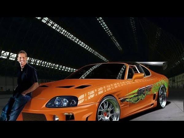 Fast And Furious Paul Walker Vin DieseL Cars