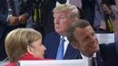 Второй день саммита большой семерки закончился разногласиями между лидерами