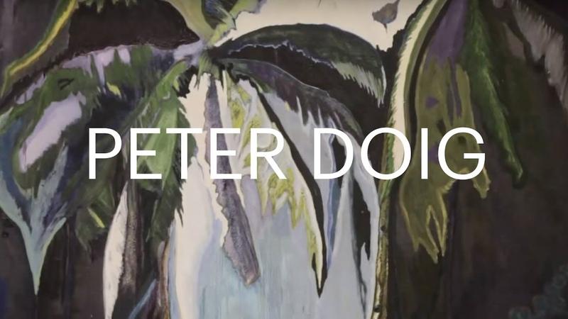 Peter Doig No Foreign Lands