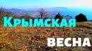 Крымская весна. Прогулка на гору Перчем из Нового Света и обратно.
