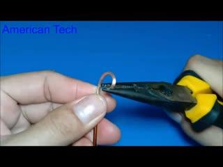 Как сделать маленький и мощный индукционный паяльник