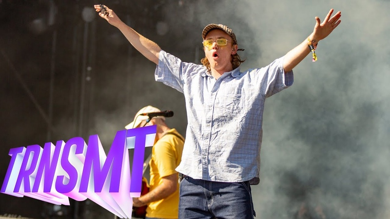 DMA'S Perform Time Money Live At TRNSMT | BBC Scotland