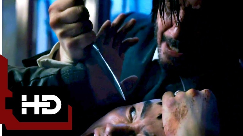 John Wick 3: Parabellum 2019 Knife Shop Fight Scene HD Clip