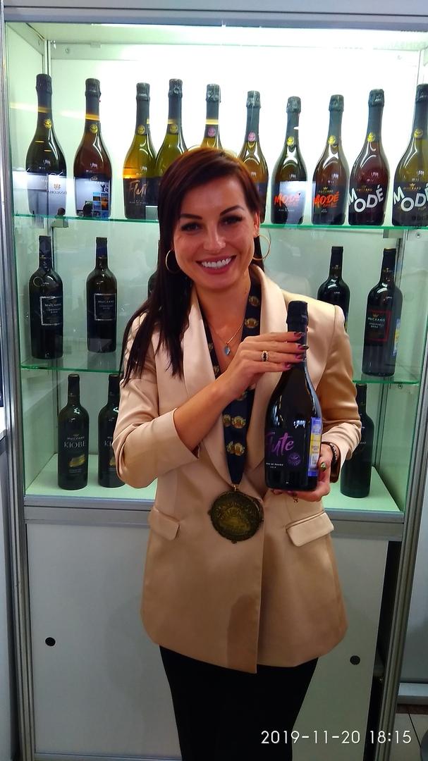 Санкт-Петербург принял международный бизнес-форум «Дни российских вин».