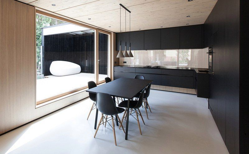 Format Elf Architects have designed a home for a family on the outskirts of Munich, Germany
