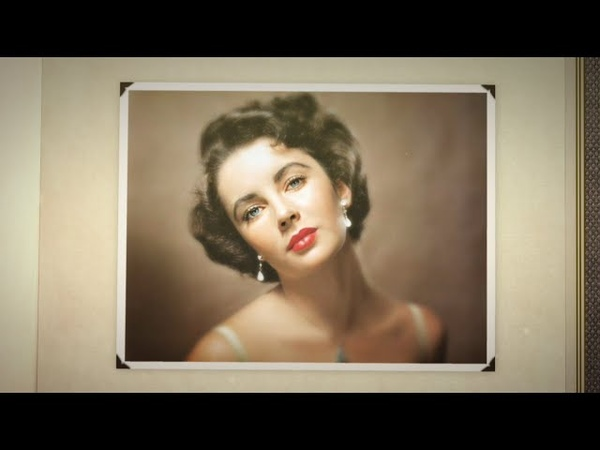Элизабет Тейлор. Жизнь замечательной актрисы - Elizabeth Taylor. Life is a wonderful actress