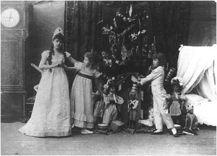 Рождество и Новый год в царской семье. Часть вторая., изображение №6