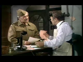 Dad's Army-The Face on The Poster-S8E6