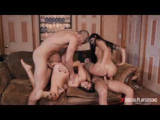 Gina Valentina,  Romi Rain   - The Summoning - Part 4 (