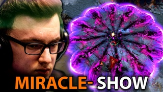 Miracle- INVOKER SHOW - Road to 11k MMR - TOP 1 Gameplay