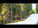 Прошлогодний снег ещё послужит: в Югре готовят лыжные трассы