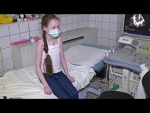 Девочка из Иркутска перенесла в Индии пересадку сердца