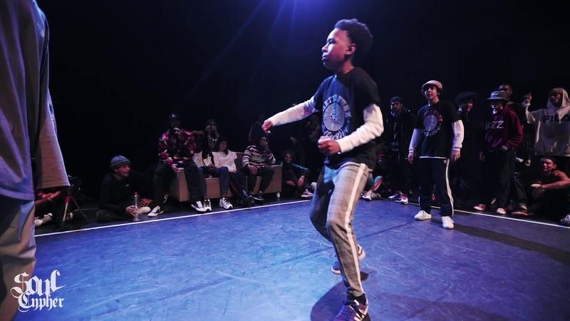 Joshua Rafael vs Rahel Noa | All style kids FINAL | Soul Cypher | Danceproject.info