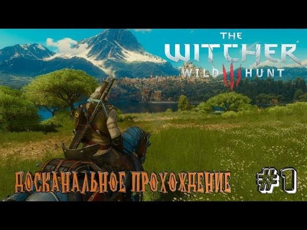 The Witcher 3 Wild Hunt➤Сериал побудил пройти всё заново 1