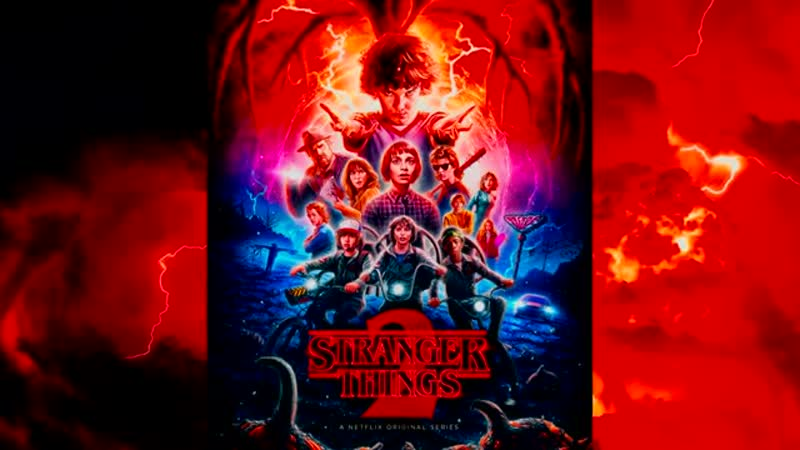 Stranger Things 2 Soundtrack Paul Engemann Scarface Push It To The Limit
