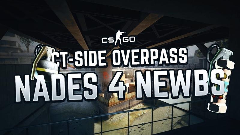 Nades 4 Newbs Overpass CT side