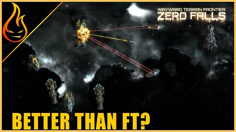 Build Custom Ships In The Indie Space Adventure Wayward Terran Frontier: Zero Falls
