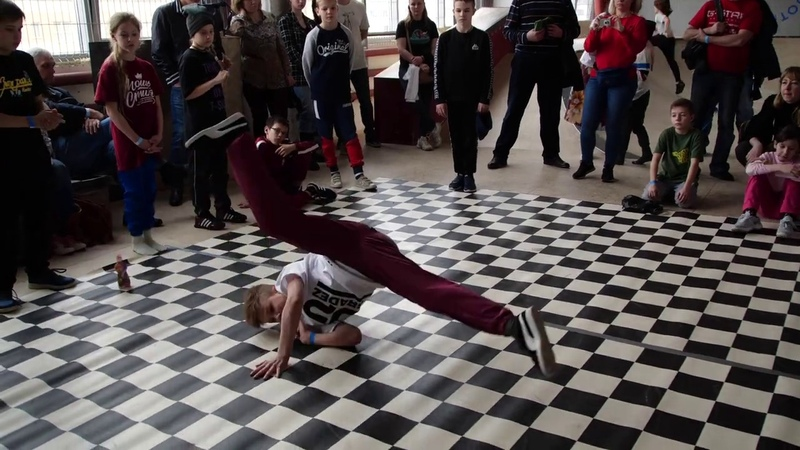 Kids 1x1 финал bboy Kagor vs Power Jet - Брейк на волне 2019