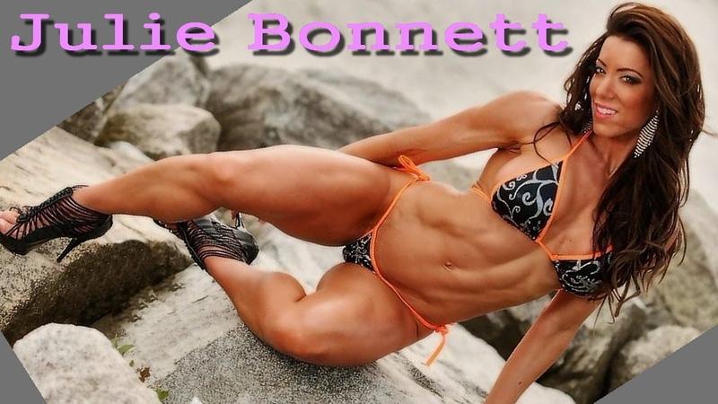 Julie (Bonnett) Germaine one of the most beautiful woman of bodyfitness | Canada