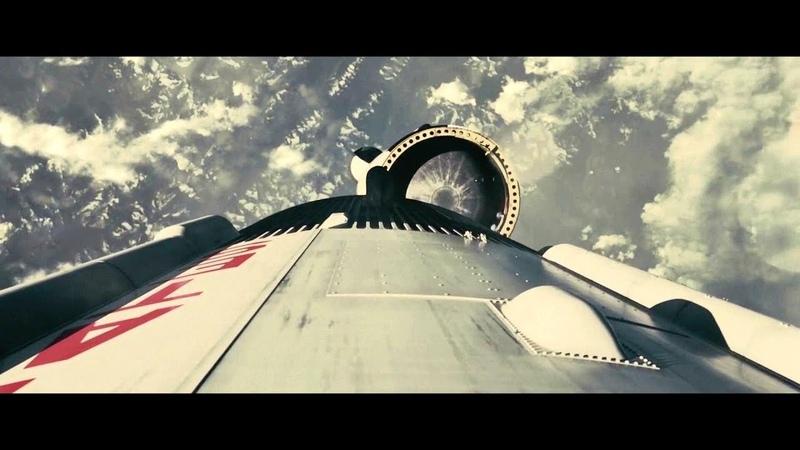 Iron Maiden - Caught Somewhere in Time ( Interstellar Video )