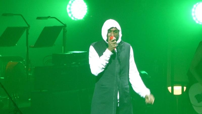 Gorillaz - Sweepstakes w/ Mos Def Hypnotic Brass Ensemble - O2 Arena, London, 5/12/17