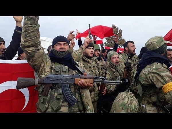 Турция не исключает боестолкновения с армией Сирии || ГЛАВНОЕ от ANNA NEWS на вечер 14 октября 2019