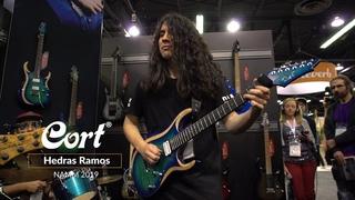 Hedras Ramos NAMM 2019 Jam [Cort X700 Duality]