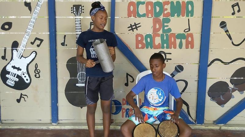3 basic Bachata Rhythms on bongo and guira- Bachata Academy - musicality
