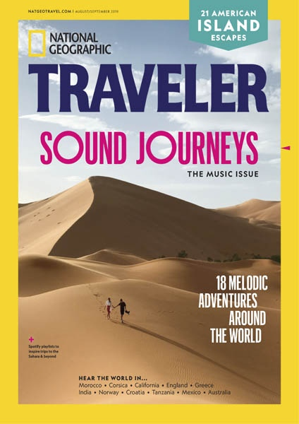 National Geographic Traveler Interactive 08.09 2019