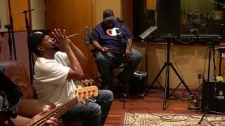 Behind The Scenes - Alex Dixon's VINTAGE DIXON Project - Steve Bell's harmonica on Greatest Desire