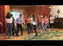 Танец «Тролли»