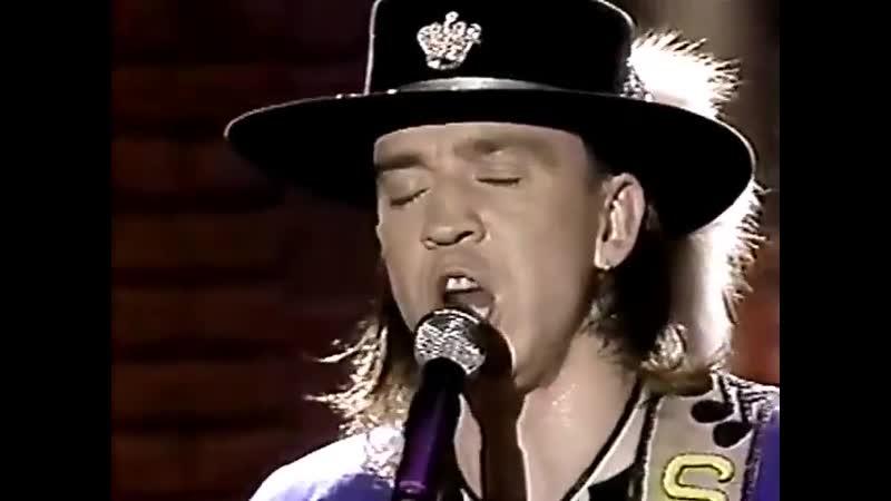 Стиви Рэй Вон и Джефф Хейли Stevie Ray Vaughan Jeff Healey Look at Little Sister Live 1987