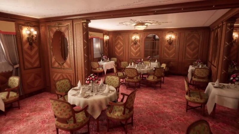 Titanic: Honor and Glory - Explore a Near-Perfect Recreation of The Titanic