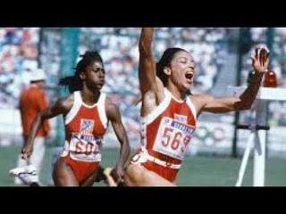 World Record - Women's 200m