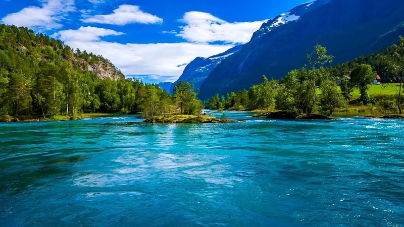 3 HOURS of AMAZING NATURE SCENERY on Planet Earth - The Best Relax Music - 1080p HD 2
