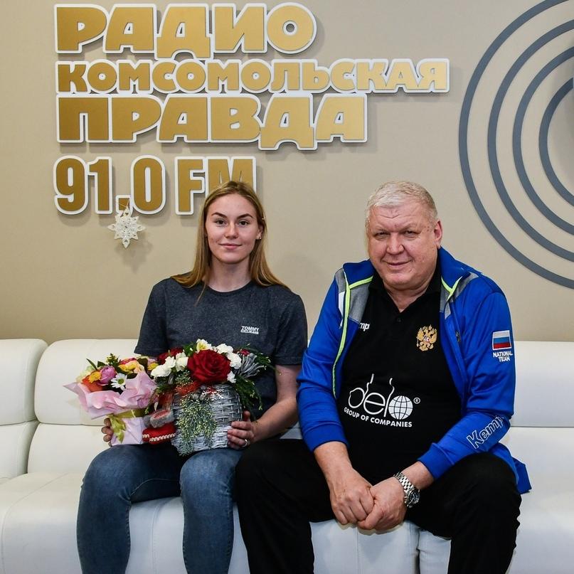 С Антониной Скоробогатченко