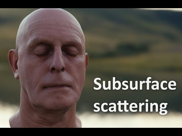 Blender Tutorial A Realistic PBR Skin with Subsurface Scattering in cycles