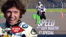 Guy s bike VS Red Bull F1 Car the Slalom test Guy Martin Proper