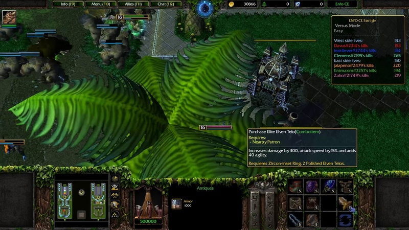 Warcraft Enfo CE Starlight 3 53E