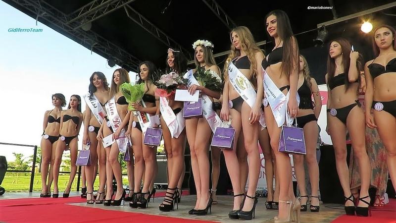 Miss Primavera Catene 2018 Tu Modella per Un Giorno - Marghera Venezia