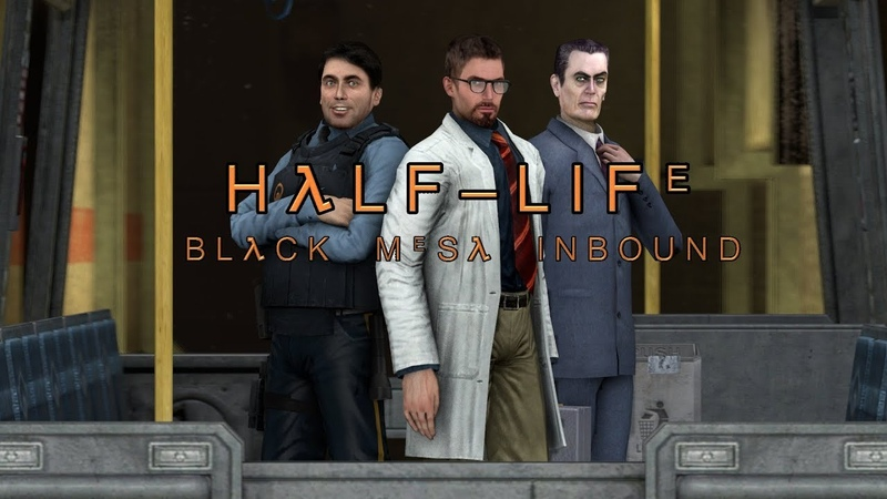 Half-Life Season 1 Episode 1 - Black Mesa Inbound