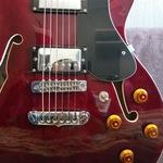электрогитара Aria Pro II (копия Gibson 335)