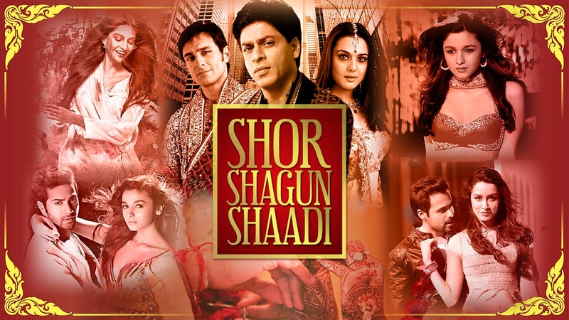 Shor Shagun Shaadi The Ultimate Bollywood Wedding Mix Best Wedding Songs