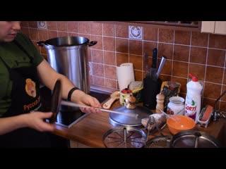 Горячее копчение рецепт закуски из куриных сердечек и желудков в коптильне ханхи