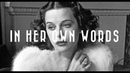 Bombshell The Hedy Lamarr Story official US trailer